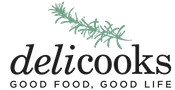 Delicooks | Good Food Good Life logo