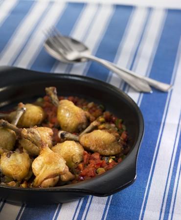 recetas-alitas-de-pollo-con-sanfaina-expres
