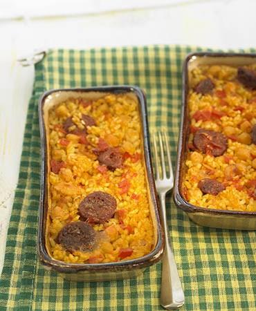 recetas-arroz-al-horno-con-chorizo