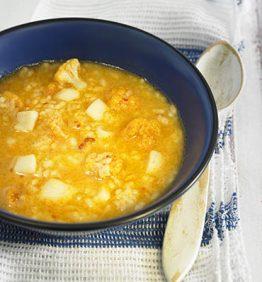 recetas-arroz-caldoso-de-sepia-y-coliflor