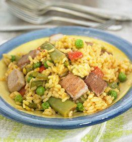 recetas-arroz-con-verduras-y-atun