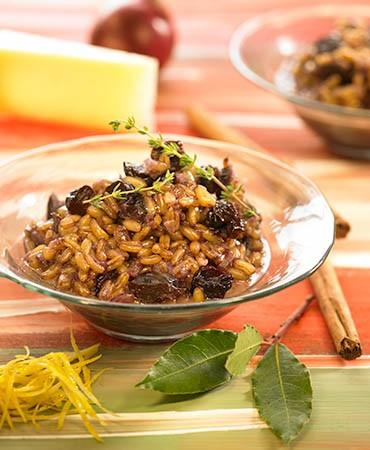 recetas-arroz-cremoso-con-ciruelas