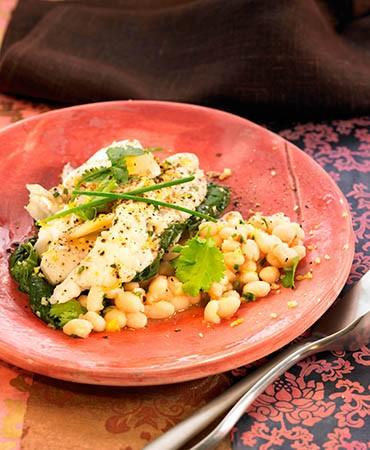 recetas-bacalao-con-judias-y-espinacas