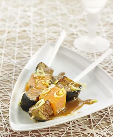 recetas-brocheta-de-calabaza-y-berenjena-con-salsa-miso
