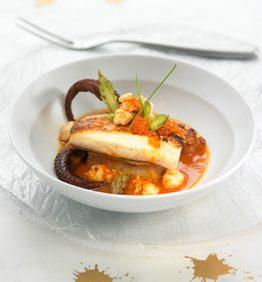 recetas-cabracho-con-papada-de-iberico-confitada