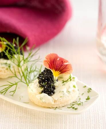 recetas-canape-de-queso-y-caviar