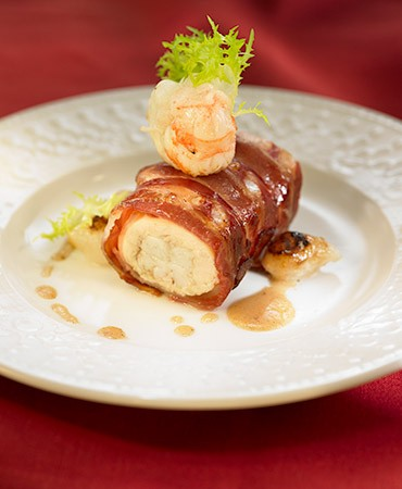 recetas-canelon-de-pollo-con-cigalas