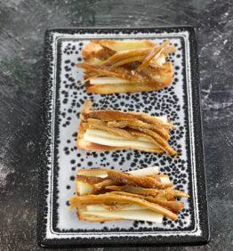 recetas-chip-de-chirivia-con-seitan-a-la-naranja