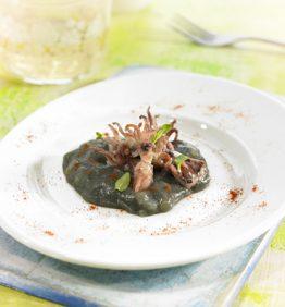 recetas-chipirones-con-pure-de-patata-negra