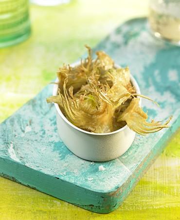 recetas-chips-de-alcachofas