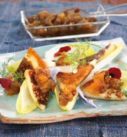 recetas-chutney-de-pera-nueces-y-jengibre