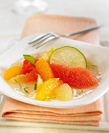 recetas-citricos-en-almibar-de-menta