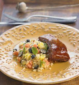 recetas-cochinillo-confitado-con-cuscus-y-agua-de-azahar