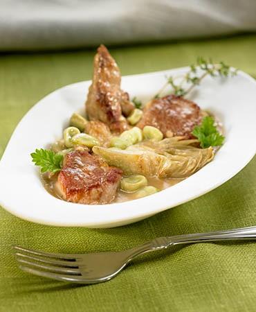 recetas-cordero-estofado-con-alcachofas
