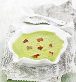 recetas-crema-fria-de-esparragos-verdes-con-tomates-secos