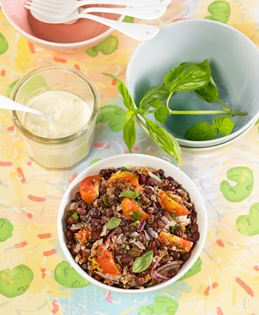 recetas-ensalada-de-judias-azukis-con-quinoa