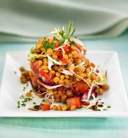 recetas-ensalada-de-lentejas-con-endibia-roja