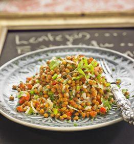 recetas-ensalada-de-lentejas-con-un-toque-de-picante