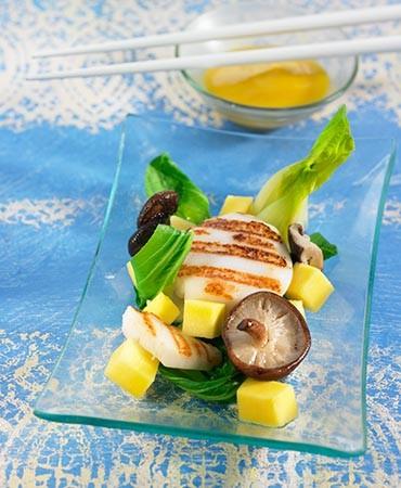 recetas-ensalada-de-mango-y-vieras