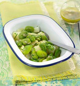recetas-ensalada-de-patatas-y-habas-con-alino-de-hierbas-y-vinagreta