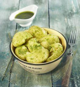 recetas-galets-con-pesto-de-rucula-y-stevia