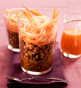 recetas-granola-con-zumo-de-zanahoria-y-manzana
