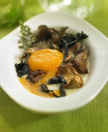 recetas-gratinado-de-huevos-con-setas