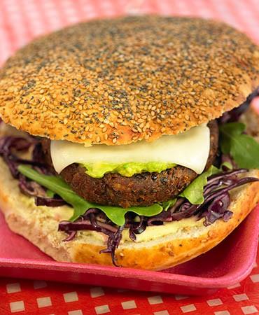 recetas-hamburguesa-de-lentejas