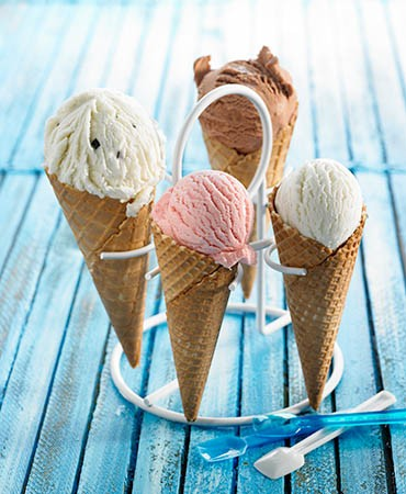 recetas-helado-de-fresa