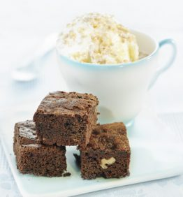 recetas-helado-de-jengibre-con-brownie-de-chocolate-y-nueces