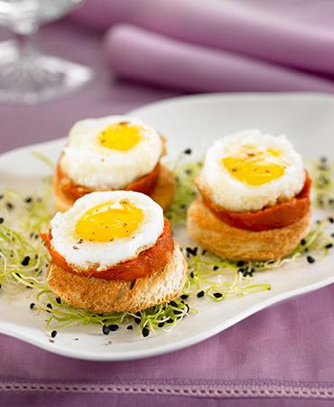 recetas de tapas con huevos de codorniz