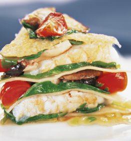 recetas-lasana-de-cigalas-ceps-y-requeson