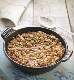 recetas-lentejas-con-salchichas-cocido-a-fuego-lento