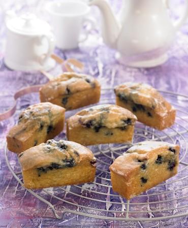 recetas-miniplumcakes-de-arandanos-glaseados