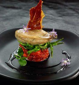 recetas-ostras-con-tomate-confitado-y-salicornia