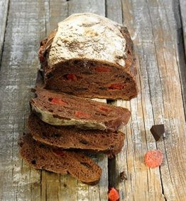 recetas-pan-de-chocolate-y-arandanos