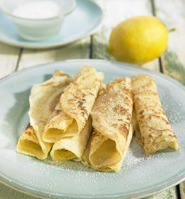 recetas-pancake-con-azucar-y-limon