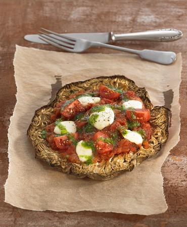 recetas-parasoles-con-tomate-y-mozzarella