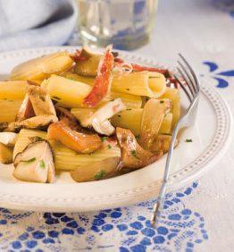 recetas-pasta-con-setas-de-temporada