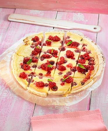 recetas-pastel-de-queso-y-frambuesas