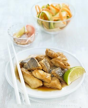 recetas-pescado-marinado-en-jengibre-y-vinagre-de-vino-de-arroz