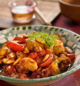 recetas-pollo-a-la-miel-con-tomates-y-canela