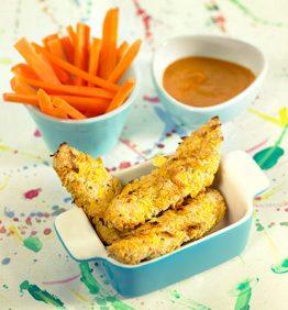 recetas-pollo-crujiente-con-corn-flakes
