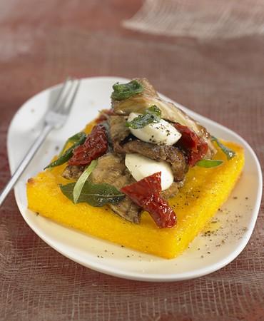 recetas-pudding-de-polenta-y-ceps