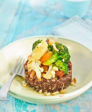 recetas-quinoa-con-brocoli-y-almendras