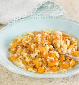 recetas-risotto-de-calabaza-con-crumble-de-almendras-y-parmesano