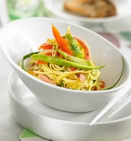 recetas-salteado-de-pasta-con-verduras-y-huevo