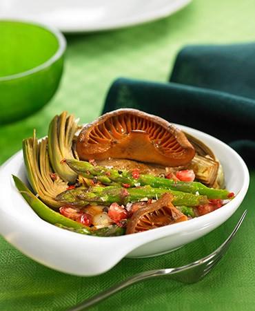 recetas-sarten-de-esparragos-setas-y-alcachofas