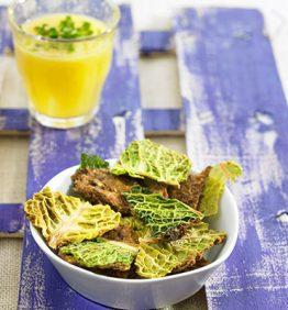 recetas-snack-crujiente-de-col-y-nuez