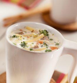 recetas-sopa-cremosa-de-primavera